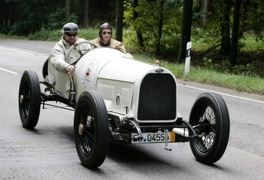 Kaiserpreis-Rennen 2007 im Taunus.