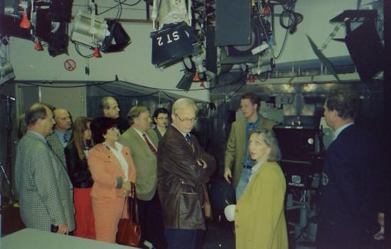 1996 HR3 Besuch