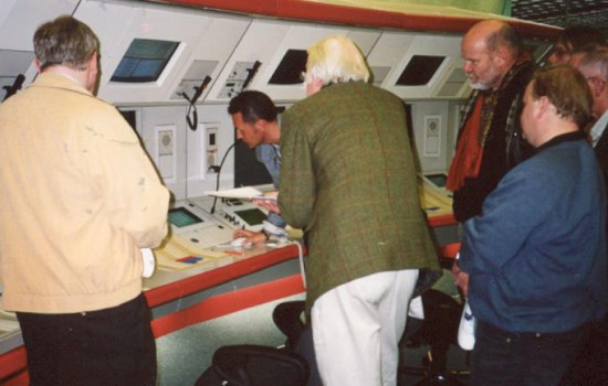 2001 Flugsicherung Langen