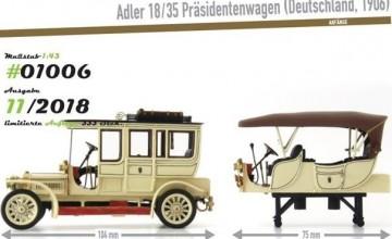 Adler - Modell(1)